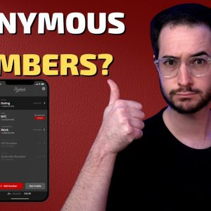 Hushed Review - Make Your Own Anonymous Number?
