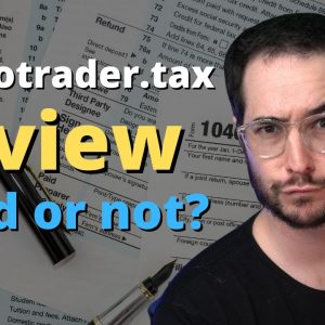 Cryptotrader.tax Review - Should You Use this Popular Crypto Tax Software?