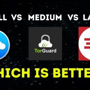 Small VPN vs Medium VPN vs Biggest VPN - Which Should You Use?