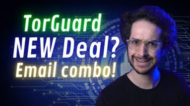 Get TorGuard's Private Email Service Free? Amazing Deal!