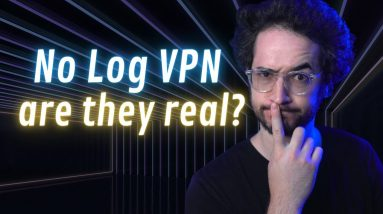 Most VPNs Collect Some Logs? Which ones don't?