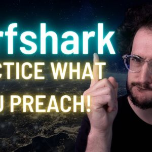 Surfshark VPN Doesn't Follow It's Own Advice about Ad Trackers?